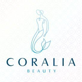 14 best mermaid logo project images on pinterest logo designing rh pinterest com mermaid logos for business mermaid logo for sale