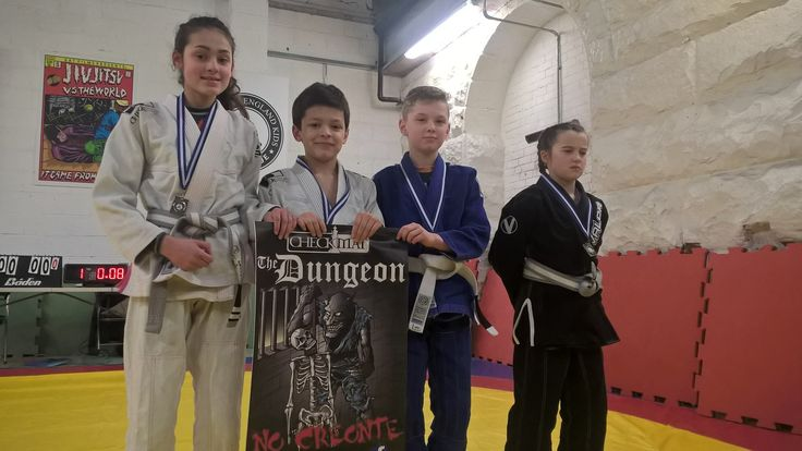 North East England Kid's BJJ League - Results