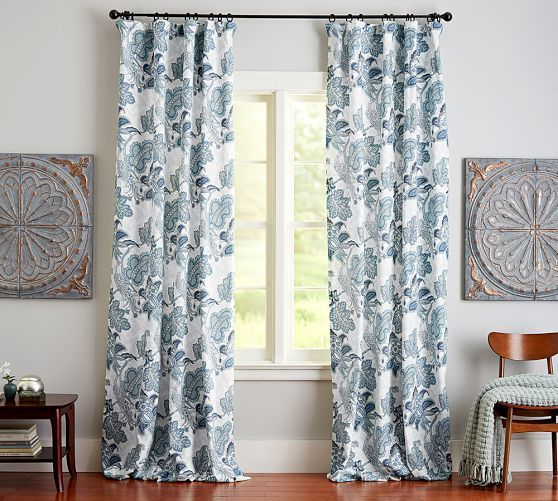 17 Best images about Curtains on Pinterest   Cotton canvas, Window ...