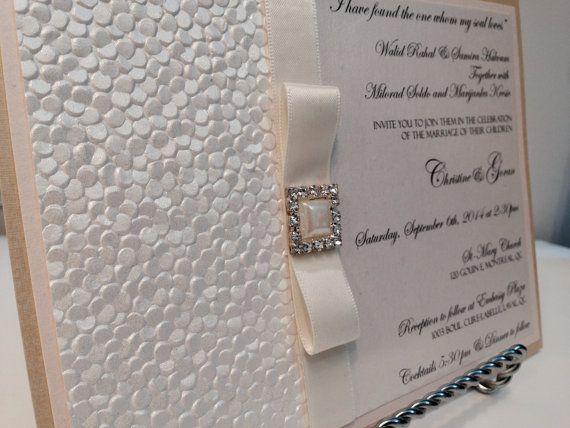 High End Elegant Wedding Invitations   And Gold Wedding Invitations, Elegant  Wedding Invitations,