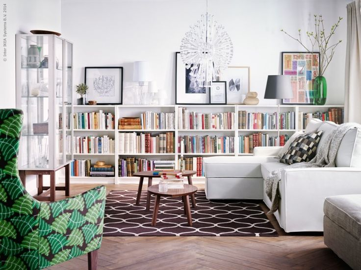 17 Best ideas about White Bookshelves on Pinterest | Bookshelves ...