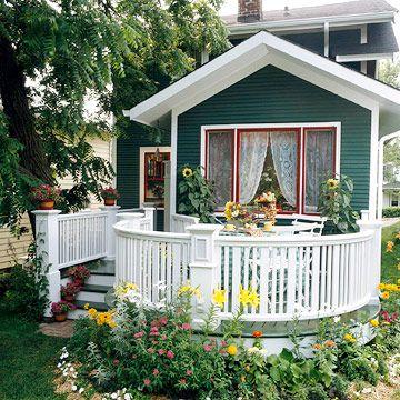 161 best images about porches details on pinterest for Arts and crafts porch columns