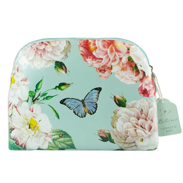 Botanique Cosmetic Bag — PJ's and Prose http://pjsandprose.com/