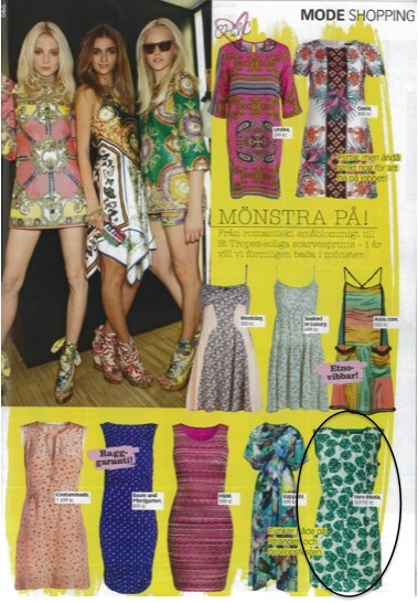 As seen in Chic SE - Page 53 - VERO MODA Dress