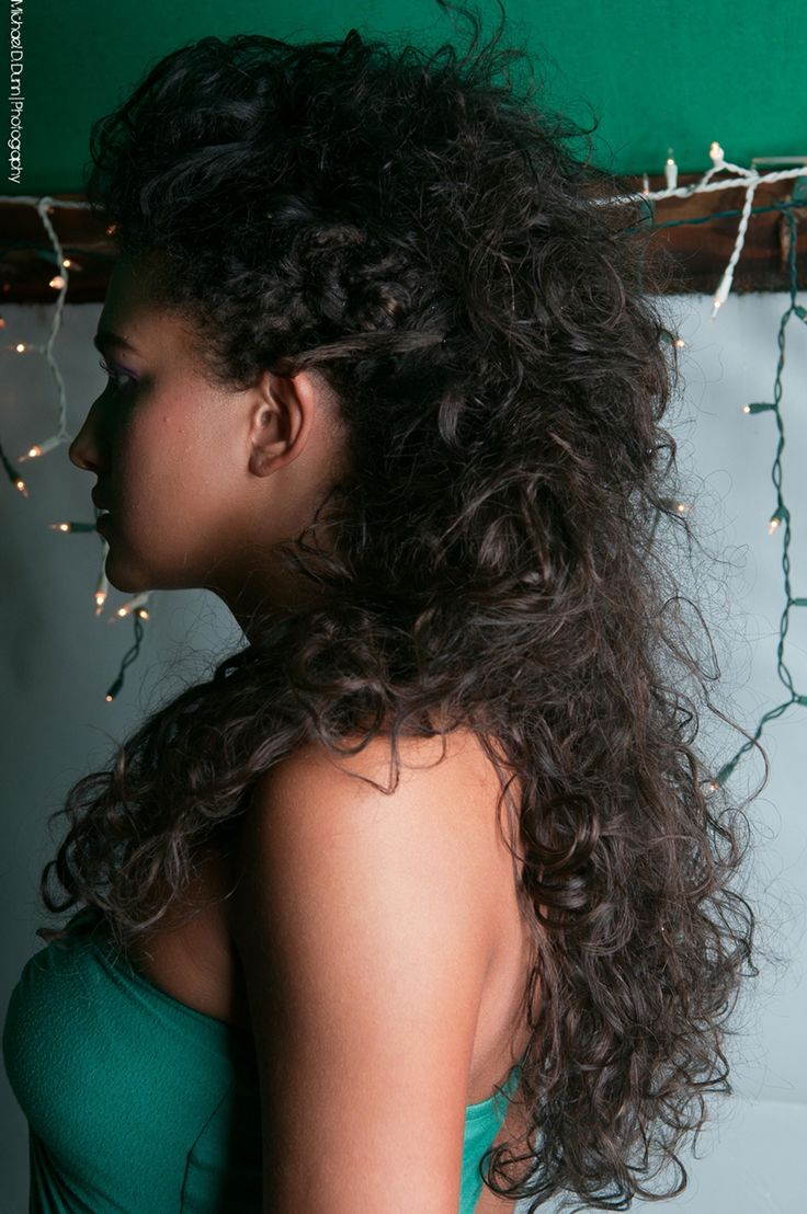 15 best Mixed Chicks Curly Hairstyles! images on Pinterest ...