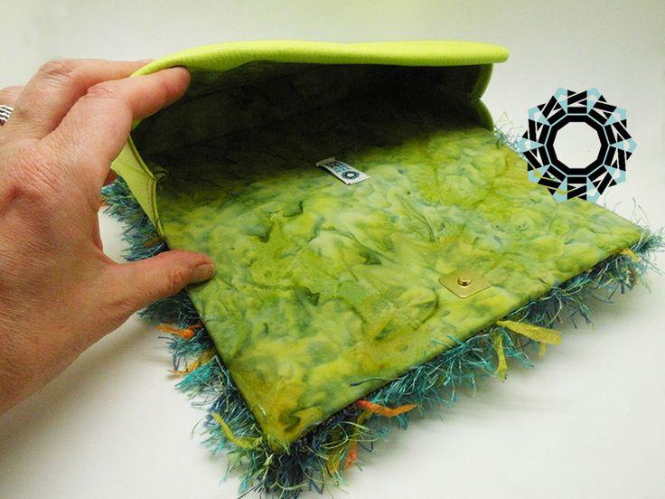 "Green, evening ""fur"" bag / Zielone ""futro"" na wieczór by Tender December More: http://tenderdecember.eu/ladowniki/evening-fur-futro-wieczor/ To buy: http://tenderdecember.eu/shop/produkt/green-fur-evening-zielone-futro-na-wieczor/"