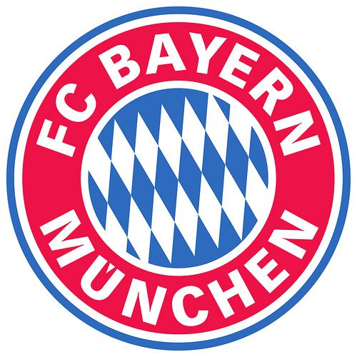 FC Bayern München (Fußball-Club Bayern München e.V.) | Country: Germany / Deutschland. País: Alemania. | Founded/Fundado: 1900/02/27. Badge / Crest / Escudo.