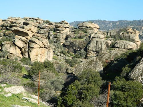 picture of Muğla- Aydın Yolu, D550, Kaya Oluşumları - Rock Formations, .05