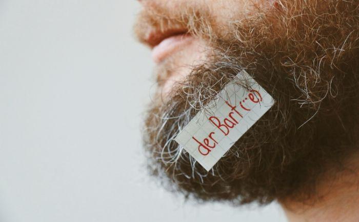 der Bart - beard