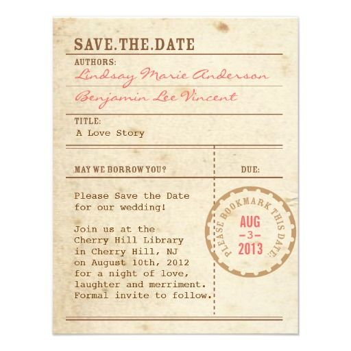 Save the date wedding cards in Melbourne