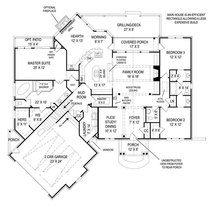 Beautiful House Plans Front Views,House.Free Download Home Plans