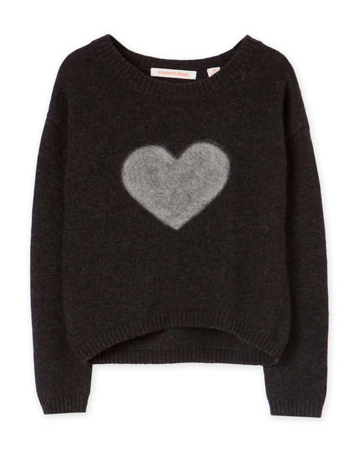 Heart Knit