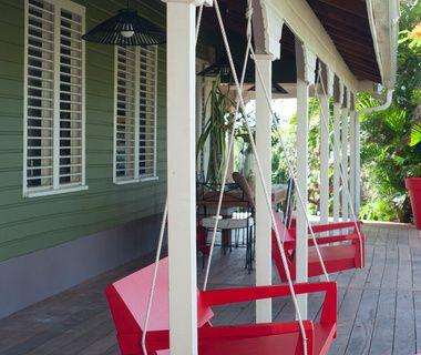 Habitation du Simon - Martinique.