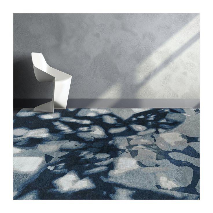 ARCTIC COLLECTION - FRAGMENT BLUE BY CMI DESIGNER ASHLEY SOLYMAR