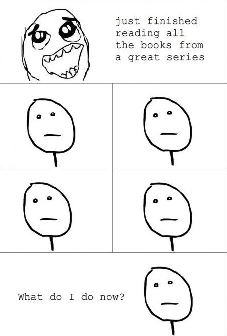 Soooooooo True!! Harry, Eragon, Narnia . . . It goes on and on