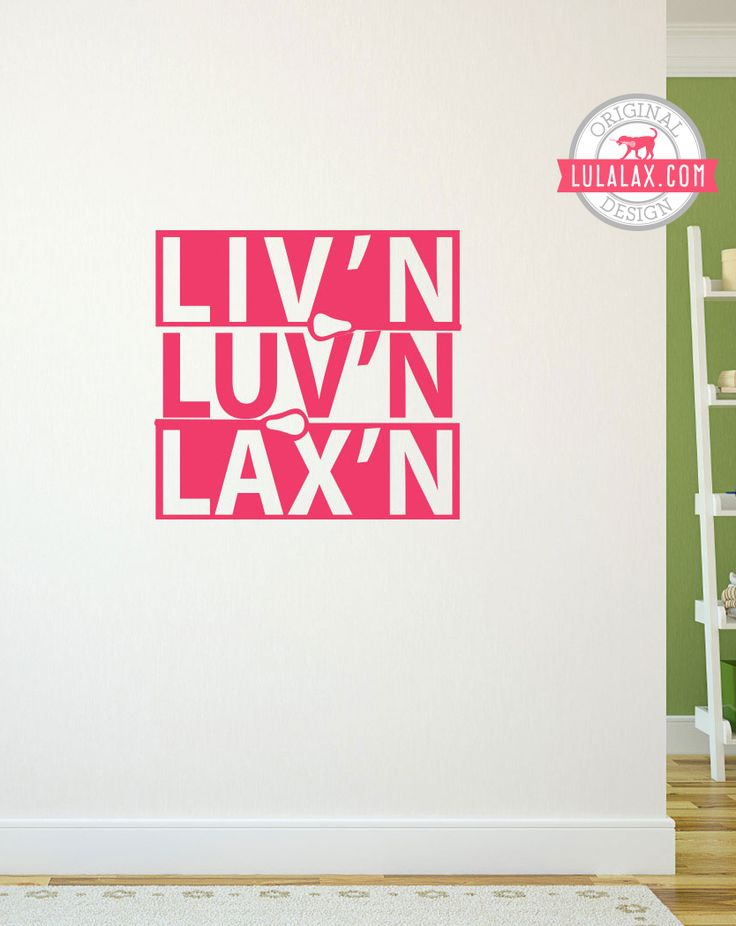 Decorate your space with LulaGraphix Wall Decals. The decals are easily  applied to any dry and smooth surface and are removable.