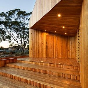 Timber treatments bring sustainable ethos to education setting   Architecture And Design