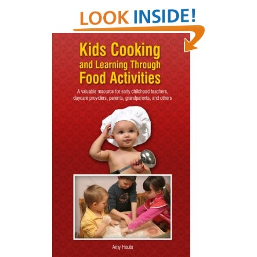 Kids cooking and learning things: food activities