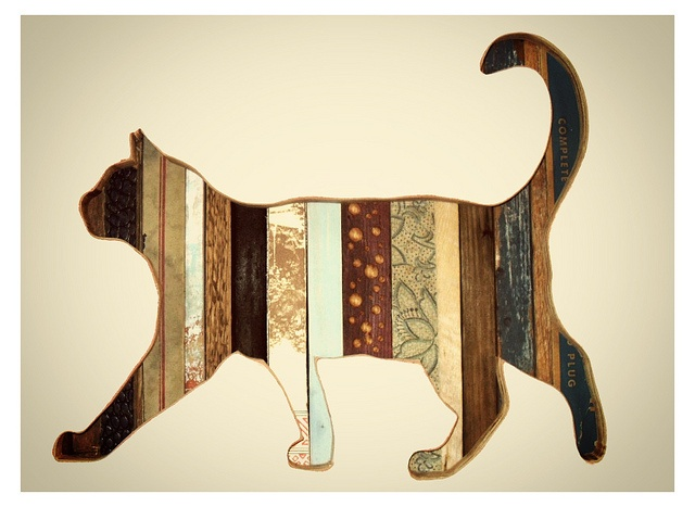 Retro Koty I Pies: Trochę Sztuki Na Weekend :)