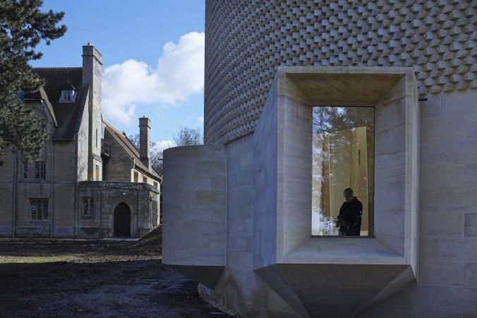 Bishop Edward King Chapel | Oxfordshire, United Kingdom | Niall McLaughlin Architects