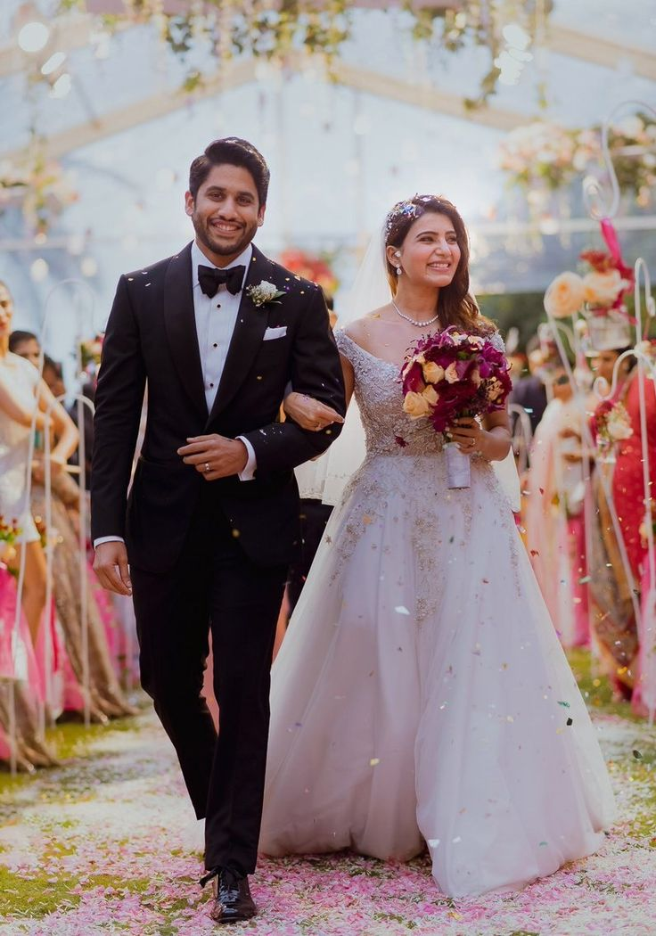 Samantha and Nagachaitanya's wedding reception to be held both in Chennai as well as Hyderabad within this month. #Starmarriage www.chennaiungalkaiyil.com