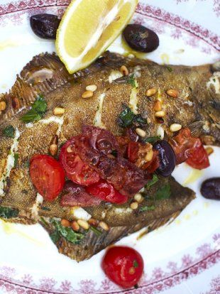 Dab | Fish Recipes | Jamie Oliver Recipes