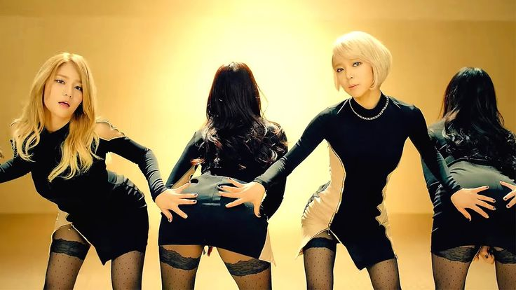 [HOT] AOA(에이오에이) - Mini Skirt(짧은 치마) @ Dance(안무) M/V
