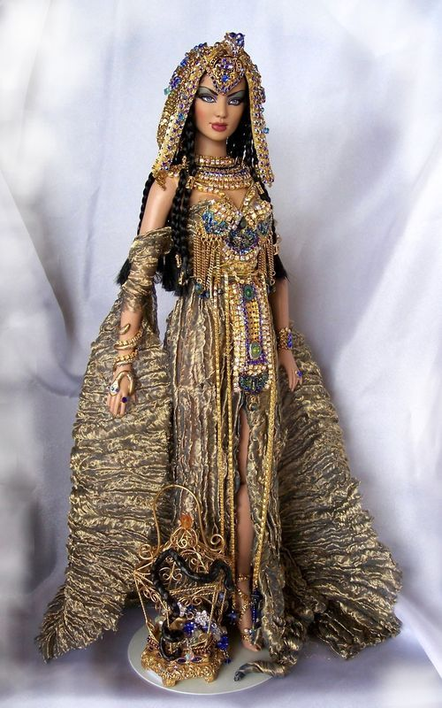 History of egyptian fashion
