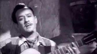 (8) VIDEO MUSICAL DE PEDRO INFANTE EN MP3 ´´CIEN AÑOS 1954 ´´. - YouTube