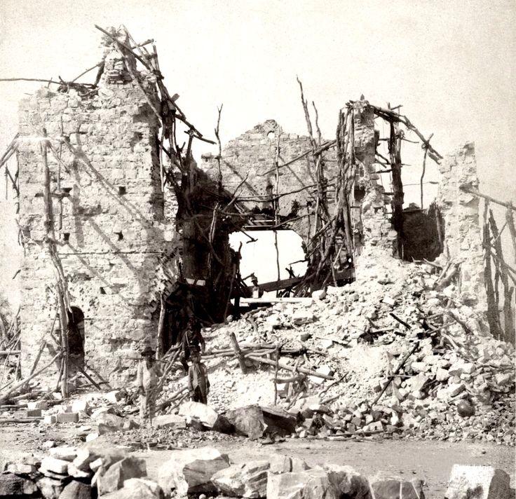 15 raras fotografias da Guerra de Canudos: Um confronto no sertão brasileiro em pleno século XIX.