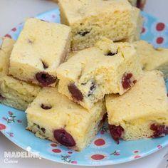 Prajitura cu visine fara gluten / Gluten free sour cherry cake
