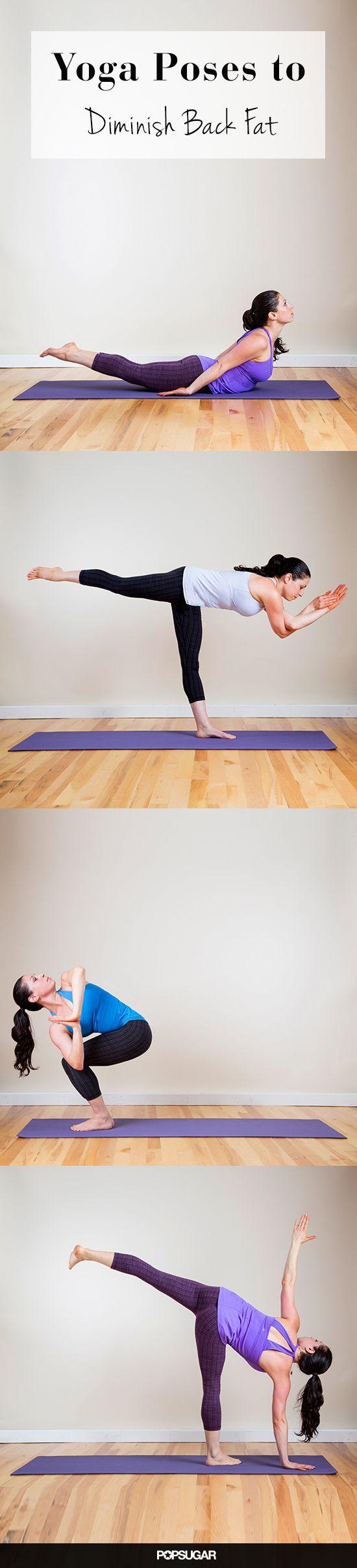 Back-Bulge-Fighting Yoga Poses