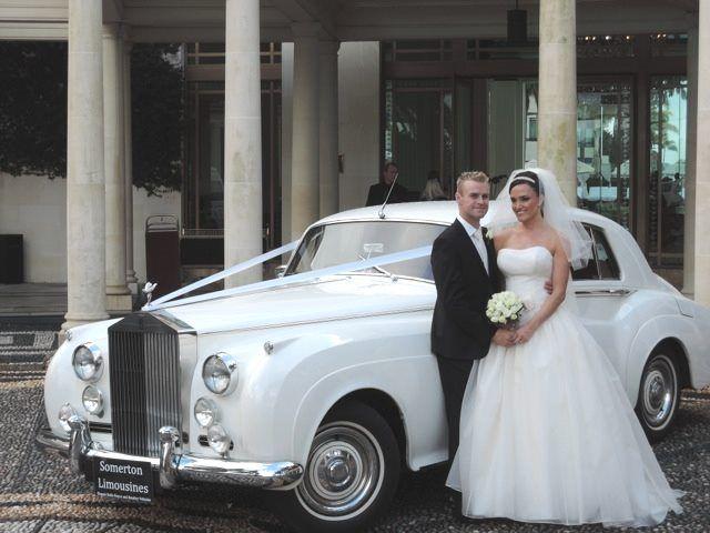 Rolls Royce silver cloud!