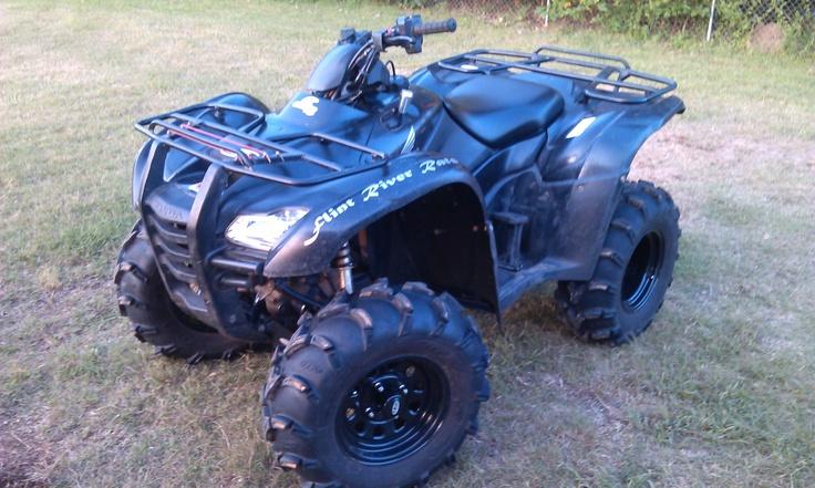 Honda rancher 420   4 wheelers and sxs   Pinterest   Honda