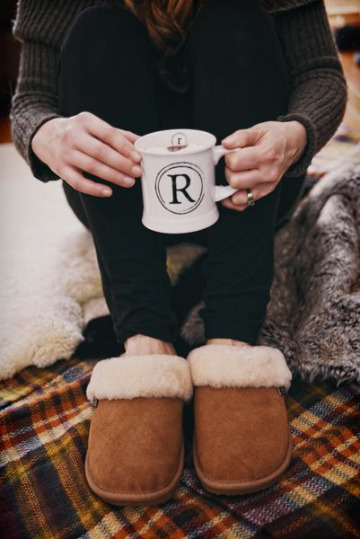 Slippers And Coffee Are Life!