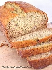 The best-ever banana bread recipe. We've been making (and eating) it for more than 16 years! Tried, tested and true, this recipe has never failed...