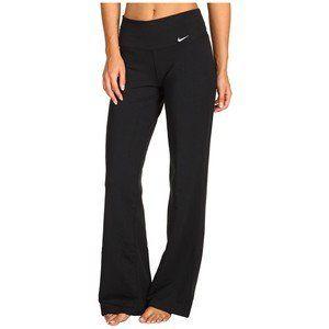 NIKE LOOSE DRI-FIT FT PANT (WOMENS) - Small - Long by Nike. $39.99. Nike Dri Fit Training Workout Pants. Nike Dri Fit Training Exercise Pants