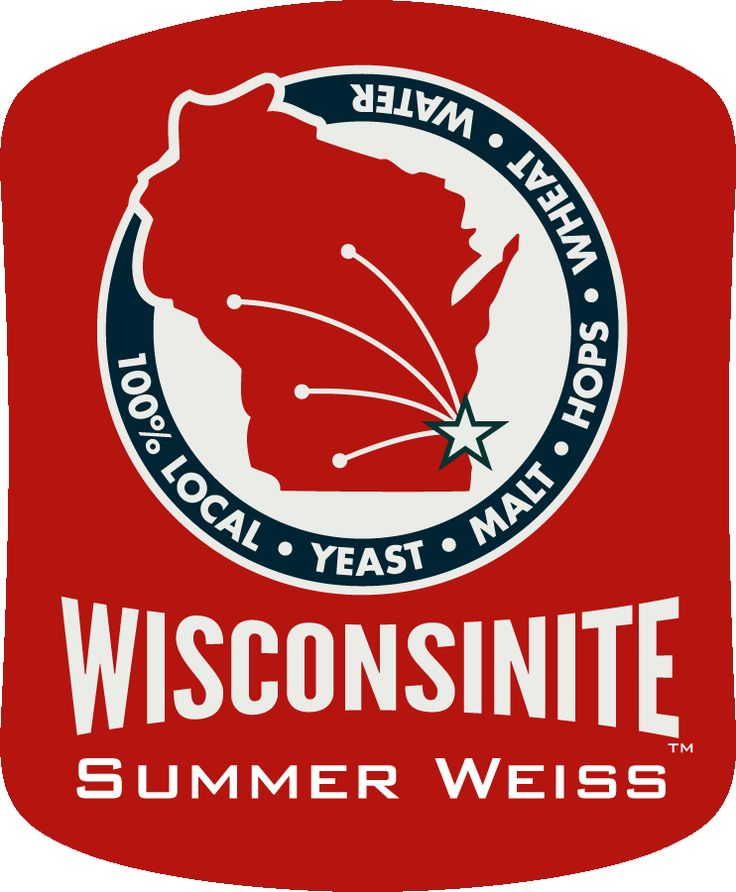 Lakefront Wisconsinite Summer Weiss. Delicious...on my second one! Low alcohol content with great flavor, and 100% WI ingredients.