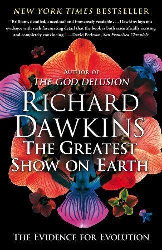 The Greatest Show on Earth: The Evidence for Evolution by Richard Dawkins, http://www.amazon.com/dp/B002LVVCQM/ref=cm_sw_r_pi_dp_xoVzsb0Q1YMVM