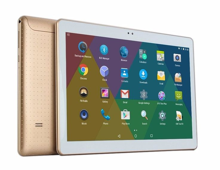 10.1 inch Android 5.1 tablets  Octa Core 3G\4G LTE Tablet phone  Dual SIM  Bluetooth GPS