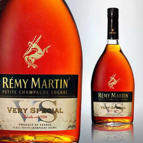 Remy Martin Cognac! ANYBODY who knows me know this is my favorite drink!