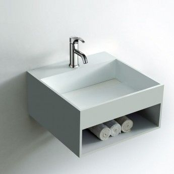 Solid Surface Basin - Lazzo Grande 51cm by Prodigg