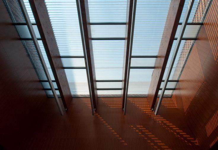 Debreceni Ítélőtábla, #árnyékolók, #építészet, #alumínium, #üvegtető
