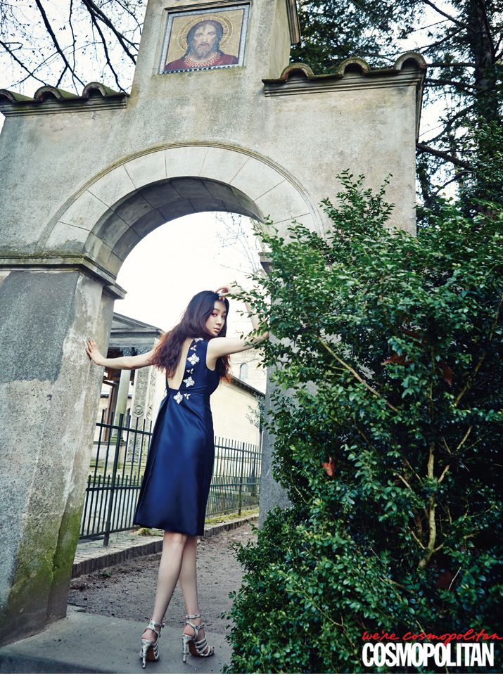2014.05, Cosmopolitan, Jung Ryeo Won