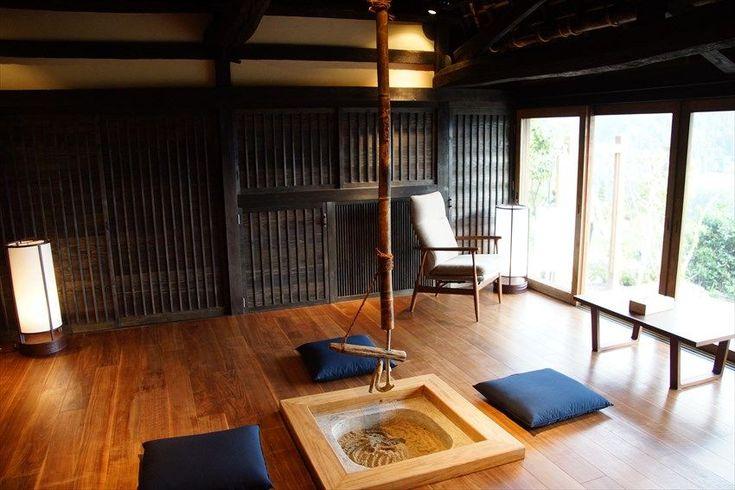 秘境祖谷の茅葺き古民家でゆっくりとした時を過ごす   徳島県   トラベルjp<たびねす>