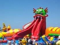 Waterworld -inflatable water slides - Waterworld Central