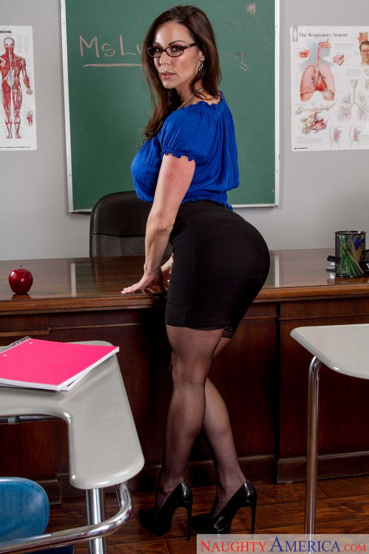 Sexy black teacher-2331