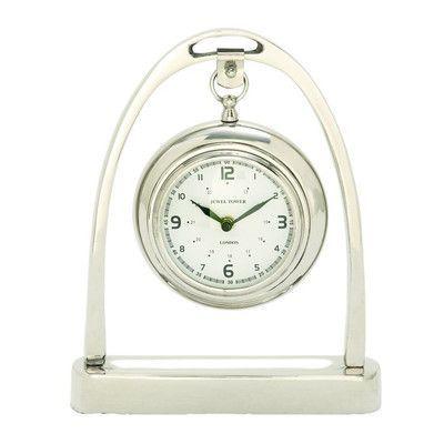 Cole & Grey Mantel Clock