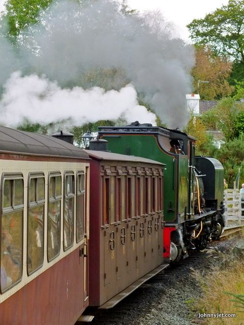 The Welsh Highland Steam Railway through Snowdonia National Park http://vintage.johnnyjet.com/photos-2011/Lindsay-Taub-Wales-PartOne-September-2011-19.jpg