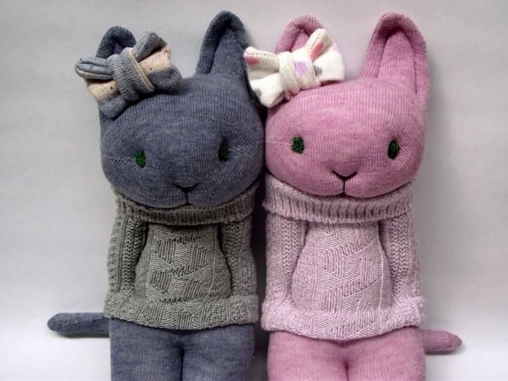 Two Little Kitties.